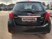 brugt Toyota Yaris Hybrid 1,5 VVT-I H2 Touch E-CVT 100HK 5d Aut.