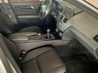 brugt Mercedes C200 2,2 CDi Avantgarde BE