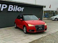 brugt Audi A1 Sportback 1,6 TDi 116 Sport
