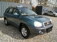 brugt Hyundai Santa Fe 2,0 CRDi Van