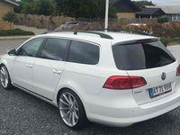 brugt VW Passat 1,6 TDI BM 105 HK VARIANT