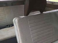 brugt VW T2 Early bay ( rugbrød ).