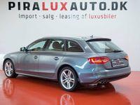 brugt Audi A4 2,0 TDi 177 S-line Avant Multitr.