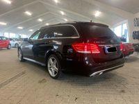 brugt Mercedes E350 0 BlueTEC AMG Line stc. aut. 4-M