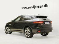 brugt Jaguar F-Pace 3,0 S/C R-Sport aut. AWD Van