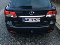 brugt Toyota Avensis 2,0 2.0 D-4D stationcar