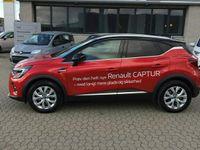 brugt Renault Captur 16 E-TECH Intens 160HK 5d Aut.