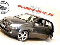 brugt Hyundai Getz 2007 - GL - 106 HK - 106.000 km.