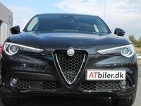 brugt Alfa Romeo Stelvio 2,2 Turbo Super 180HK 5d 8g Aut. A