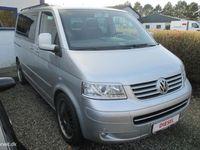 brugt VW Multivan 3000kg 2,5 TDI Comfortline 130HK 6g
