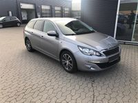 brugt Peugeot 308 SW 1,6 Blue e-HDI Style 120HK Stc 6g
