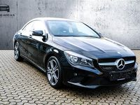 second-hand Mercedes CLA200 2,1 CDI 136HK 4d 6g - Personbil - sort