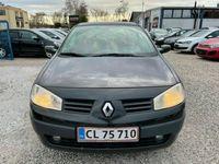 brugt Renault Mégane II 1,6 Expression Comf.