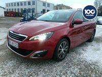 brugt Peugeot 308 1,6 BlueHDi 120 Allure Sky SW EAT6