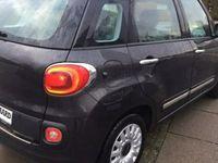 brugt Fiat 500L 13 MJT Popstar Start & Stop 85HK