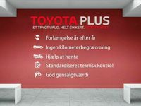 brugt Toyota Auris Touring Sports 1,8 VVT-I Hybrid H2 Premium E-CVT 136HK Stc Aut.