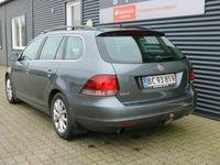 brugt VW Golf VI 1,6 TDi 105 Comfortl. Variant BMT