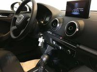 brugt Audi A3 Sportback 1,6 TDi 110 Attraction S-tr.