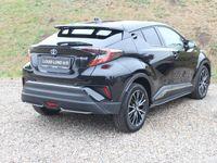 brugt Toyota C-HR 1,8 B/EL C-HIC LED Multidrive S 122HK 5d Aut.