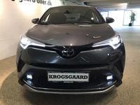brugt Toyota C-HR 1,2 T C-HIC LED - Sound 116HK 5d 6g