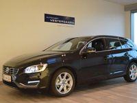 brugt Volvo V60 D4 181 Momentum Drive-E 2,0