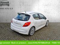 brugt Peugeot 207 1,6 HDI Comfort Plus 90HK 5d - Personbil - hvid