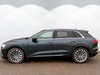 brugt Audi E-Tron - S quattro