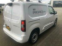 brugt Toyota Proace City Medium 1,5 D Comfort Smart Active Vision 102HK Van A+