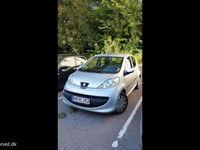 brugt Peugeot 107 1,4 HDI Trendy aut.