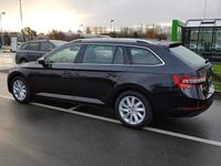 brugt Skoda Superb Combi 1,5 TSI ACT Style DSG 150HK Stc 7g Aut.