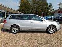 brugt VW Passat Variant 1,4 TSI Startline 122HK Stc 6g