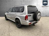 brugt Suzuki Grand Vitara XL-7 2,0 TD 4x4 109HK Van - Varebil - Sølv