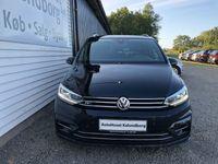 brugt VW Touran 2,0 TDi 150 R-line DSG