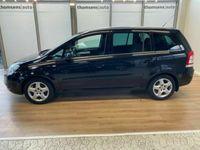 brugt Opel Zafira 1,8 16V 140 Limited 7prs