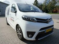 brugt Toyota Proace Long 2,0 D Comfort One 180HK Van 6g Aut.