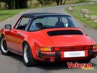 brugt Porsche 911SC 3.0 Targa