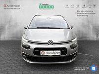 brugt Citroën C4 SpaceTourer Grand2,0 Blue HDi Intensive+ EAT8 start/stop 160HK 8g Aut.