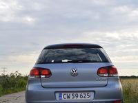 brugt VW Golf 2.0 140 HK Highline