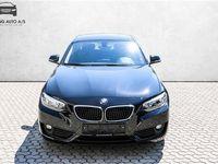 brugt BMW 220 d 2,0 D 190HK 2d 6g - Personbil