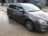 brugt Peugeot 308 BlueHDi 120 Style SW
