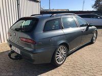 brugt Alfa Romeo 156 Sportwagon 2,5 V6 24V Berlina 192HK Stc 6g