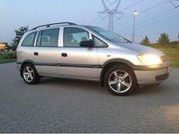 brugt Opel Zafira 1,6 comfort 1,6 16v 7 pers