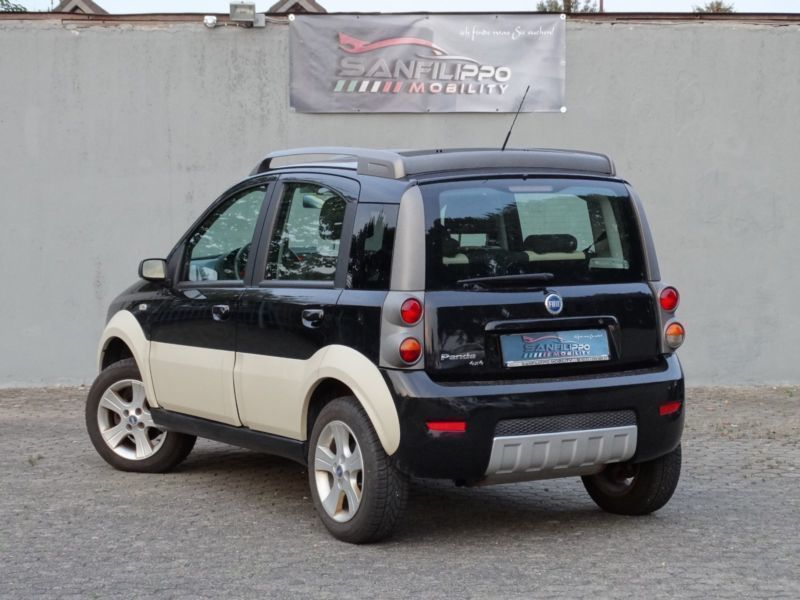36 gebrauchte fiat panda cross fiat panda cross gebrauchtwagen. Black Bedroom Furniture Sets. Home Design Ideas