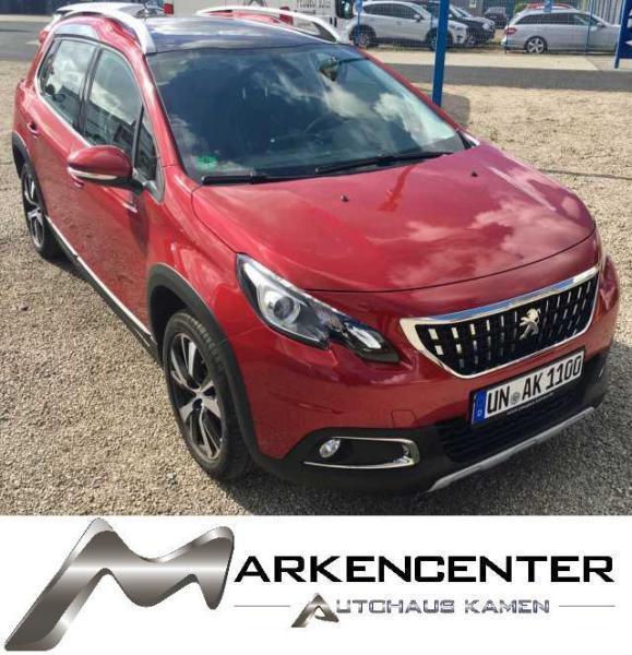 Verkauft Peugeot 2008 1.2 PureTech 130., Gebraucht 2016, 6