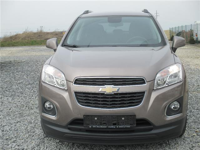 verkauft chevrolet trax 1 4t ls pdc k gebraucht 2014 km in plattling. Black Bedroom Furniture Sets. Home Design Ideas