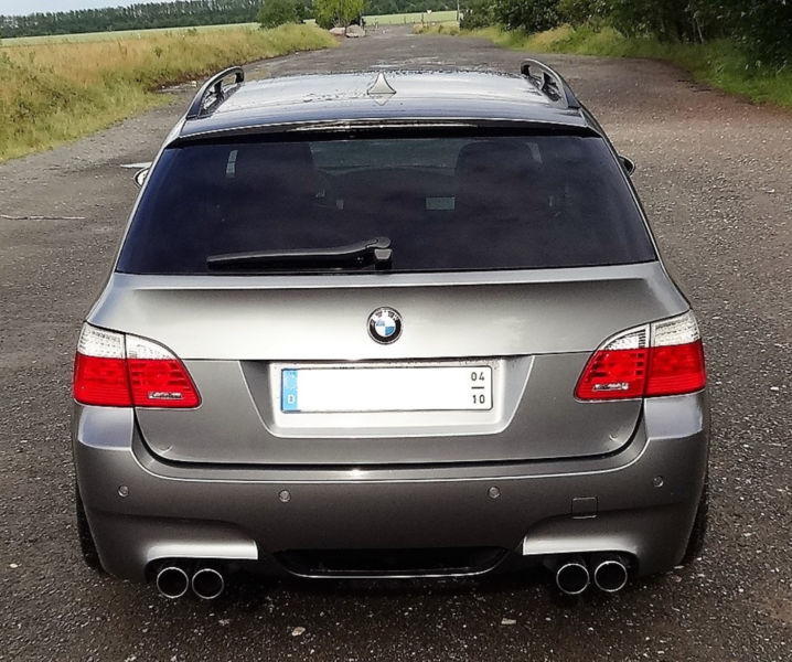 verkauft bmw m5 touring gebraucht 2008 km in alt west. Black Bedroom Furniture Sets. Home Design Ideas