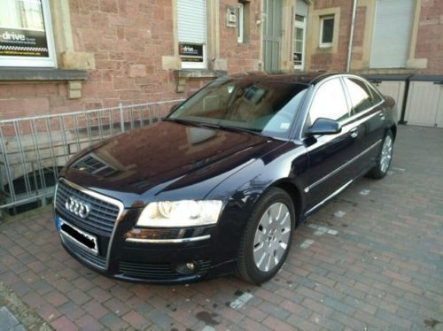 verkauft audi a8 3 2 fsi quattro gebraucht 2007 km in bochum. Black Bedroom Furniture Sets. Home Design Ideas