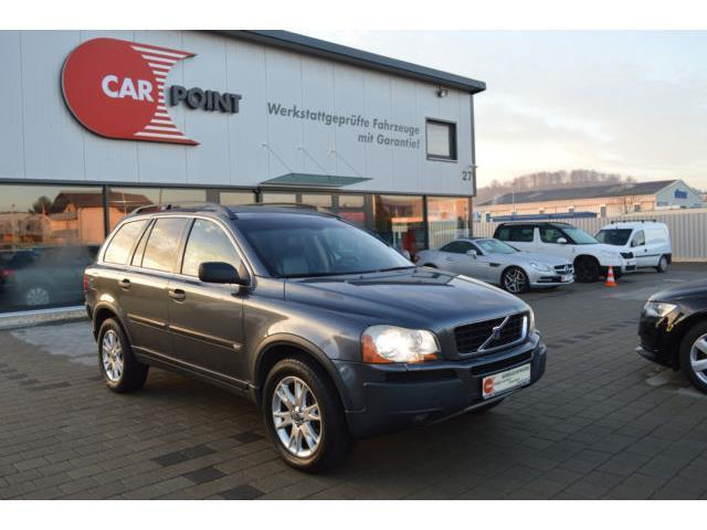 verkauft volvo xc90 d5 summum xenon gebraucht 2006 km in rheinfelden. Black Bedroom Furniture Sets. Home Design Ideas