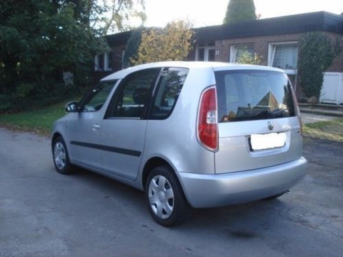 verkauft skoda roomster 1 4 16v comfort gebraucht 2008 km in lotte. Black Bedroom Furniture Sets. Home Design Ideas