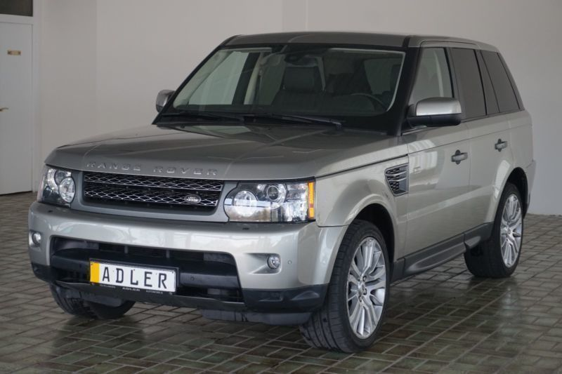 verkauft land rover range rover sport gebraucht 2011 km in m nchen. Black Bedroom Furniture Sets. Home Design Ideas